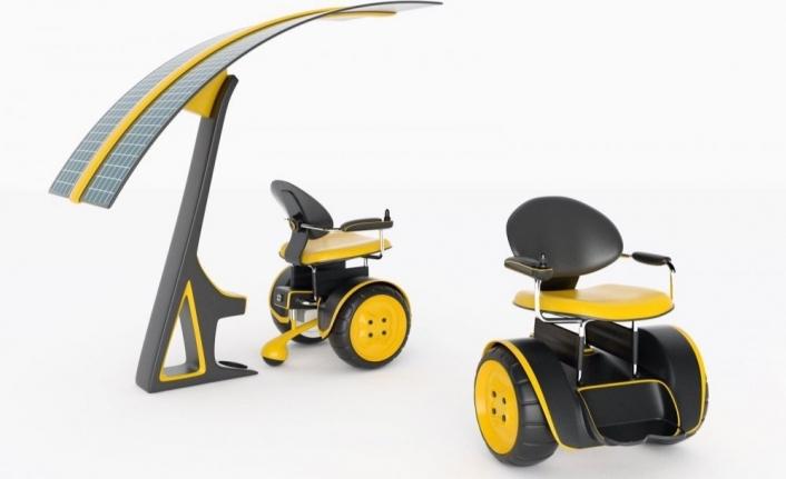 """İnegöl'de kısa mesafeli """"Elektrikli Engelli Arabaları"""" üretilecek"""