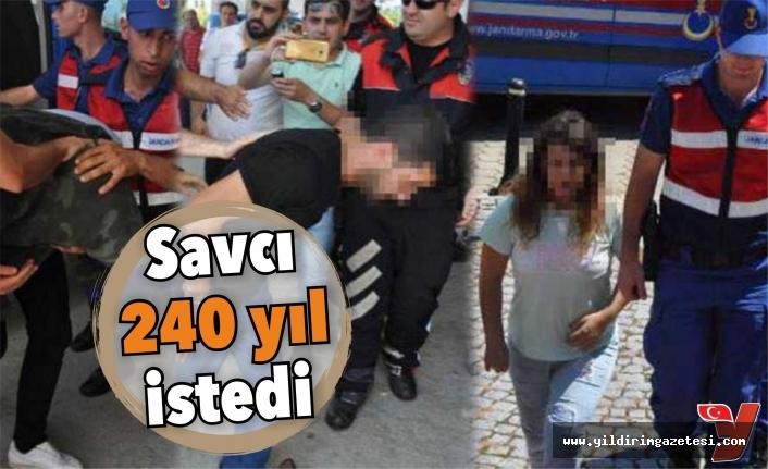 Bipolar hastası Gamze'ye tecavüz edenler İnegöl'de hakim karşısına çıktı