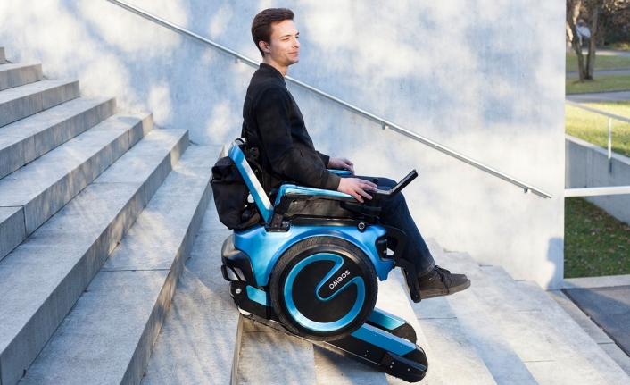 """Engellilerin Hayatını Kolaylaştıran Teknoloji """"Scewo"""""""