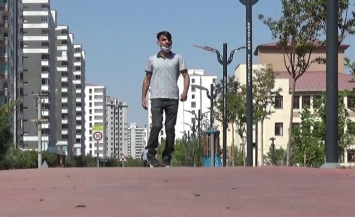 Zihinsel engelli raporu olan genç, askere çağrıldı