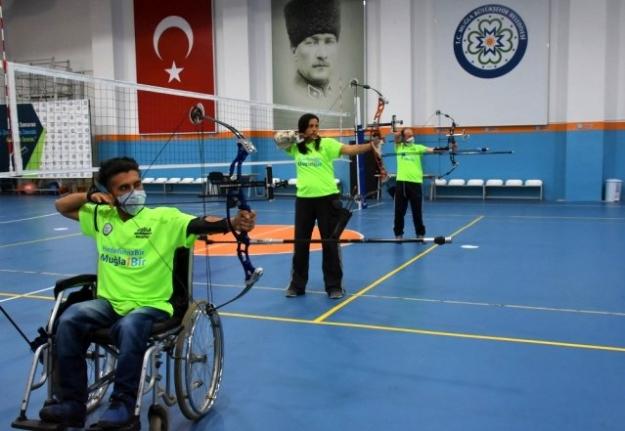 Büyükşehir 'Engelli Okçuluk' branşı açtı