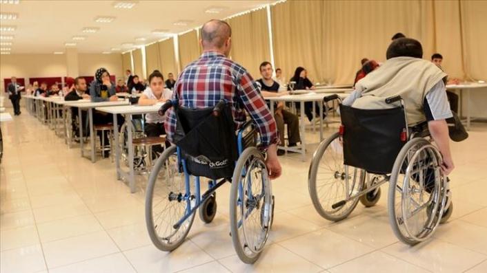 2020 Yılı EKPSS (Engelli Kamu Personeli Seçme Sınavı) Giriş Belgeleri Yayınlandı
