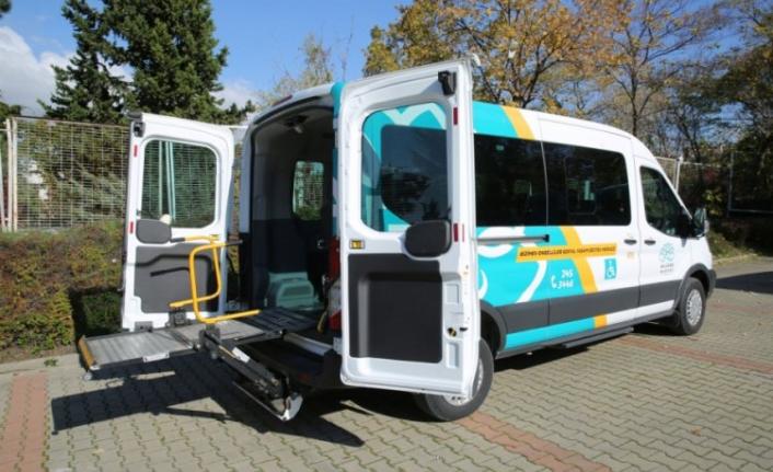Engelli bireylere EKPSS sınavı için ulaşım desteği
