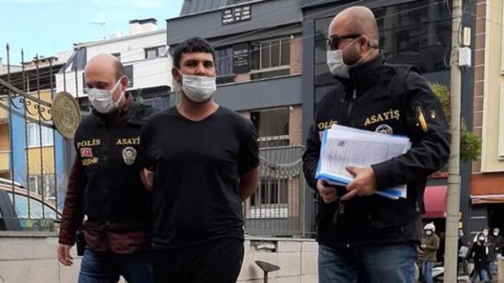 'Polisim' yalanıyla engelli ve yaşlıları gasbeden şüpheli yakalandı