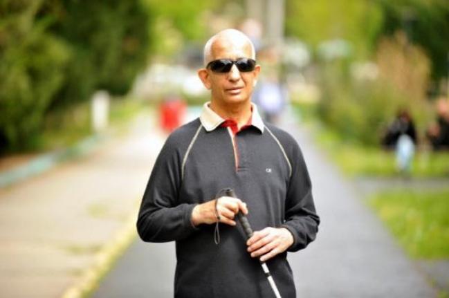 Göme engelli sporcu 5 kıtada 5 farklı dağa tırmanıp, 5 maraton koştu