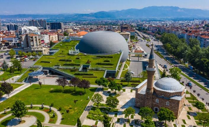 Bursa'nın dünyaya açılan kapısı; Fetih Müzesi