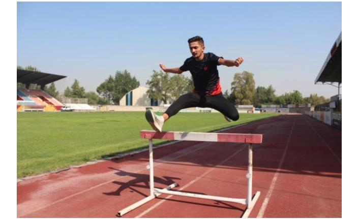 Dağ koşusundaki Yunus Emre Akkuş, dünya şampiyonasına hazırlanıyor