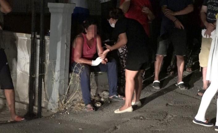 Zihinsel engelli kadın çakmakla oynarken evi yaktı