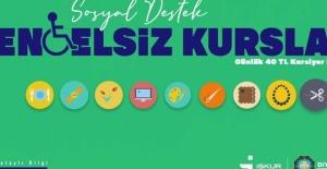 Diyarbakır'da engellilere yönelik 9 yeni kurs açılıyor