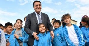 Eğitime destek Osmangazi'den